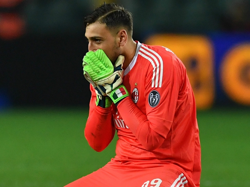 Donnarumma disputes with AC Milan not good for anyone - Maldini