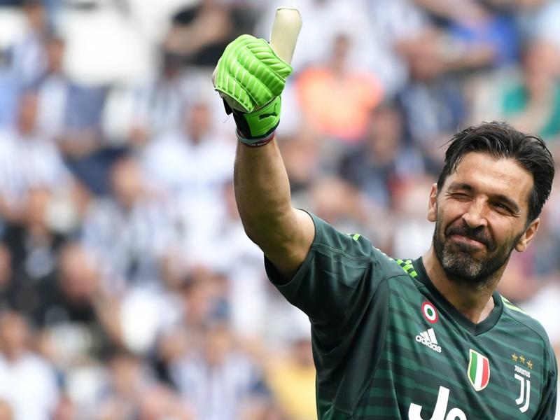 'I wish he'll come to PSG' - Motta hoping for Buffon reunion