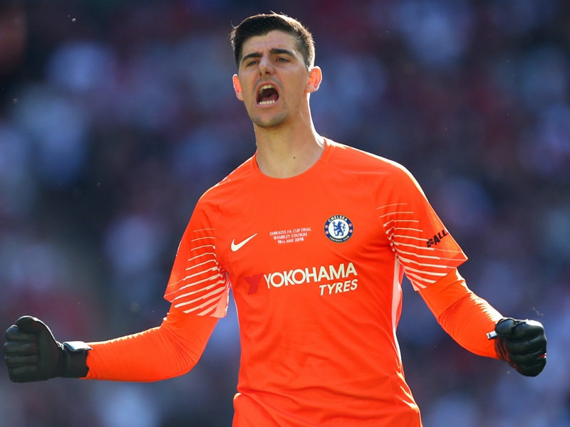 'Chelsea need to show they want the Premier League title' – Courtois fires warning
