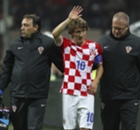 Modric out for three months