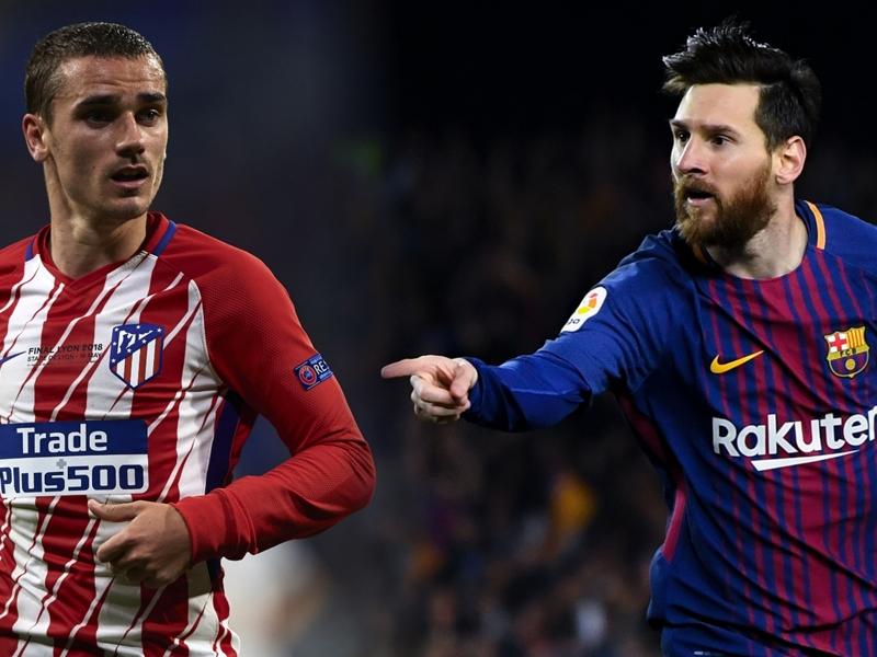 Lionel Messi aurait approché Antoine Griezmann pour le convaincre de signer au Barça