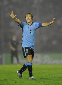 Diego Lugano - Uruguay (Getty Images)