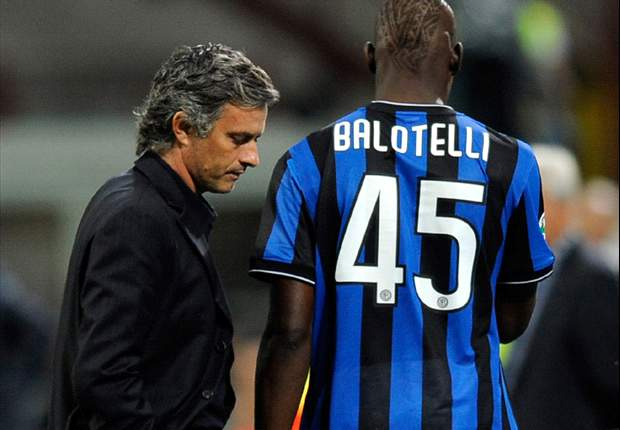 Jose Mourinho Or Mario Balotelli Could Leave Inter This Summer - Report