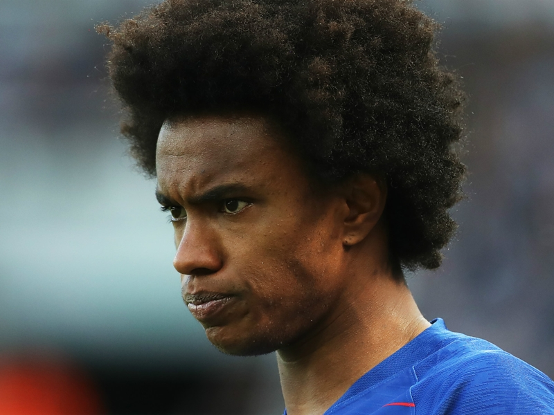 Mercato - Chelsea, Manchester United en pole pour Willian ?
