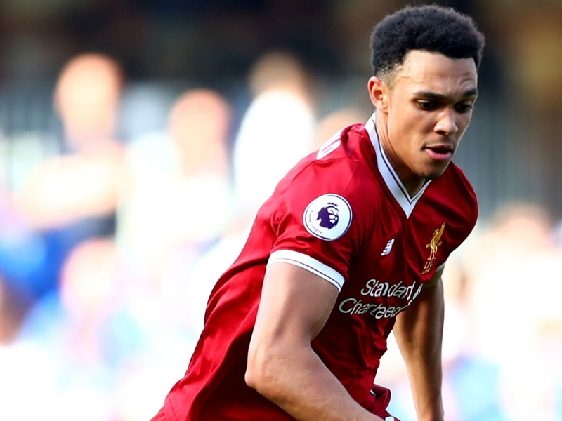 Liverpool youngster Alexander-Arnold not overwhelmed by facing Ronaldo