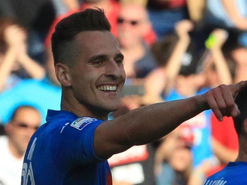 Naples - Crotone (2-1), Le Napoli termine sa saison sans forcer