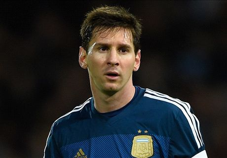 Man City roll out red carpet for Messi
