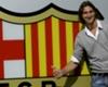 Ibra-Traumelf mit Xavi, Messi & Iniesta