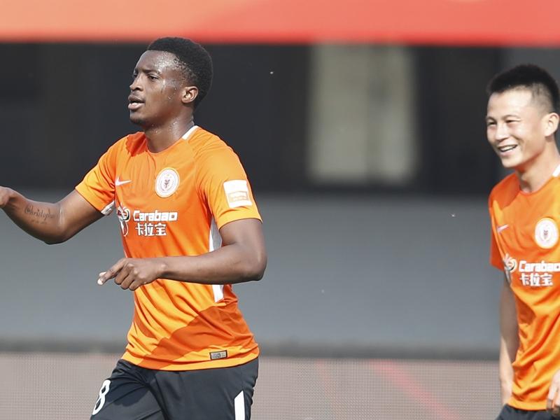 Ex-Cameroon captain Benjamin Moukandjo quits Jiangsu Suning