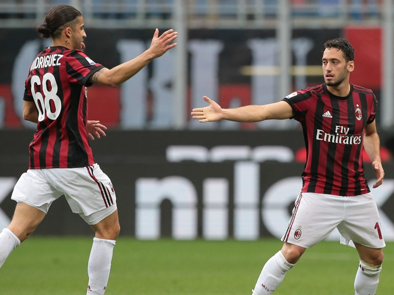 Milan-Fiorentina, le pagelle: Calhanoglu accende San Siro, male Pezzella