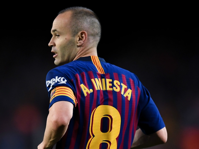 I arrived as a boy, I leave as a man – Iniesta in emotional Barcelona farewell