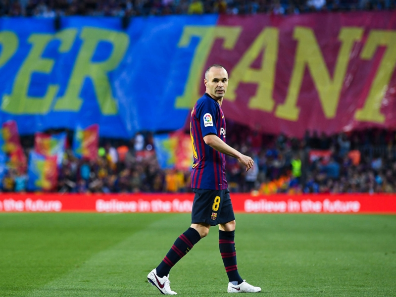 Barcelona 1 Real Sociedad 0: Coutinho stunner lights up Iniesta's farewell