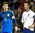 GALERÍA: Duelos entre Messi y CR7