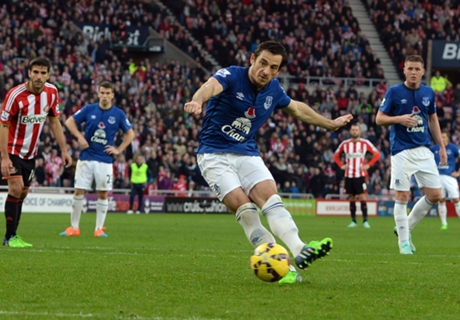 Everton 'very positive' on Baines