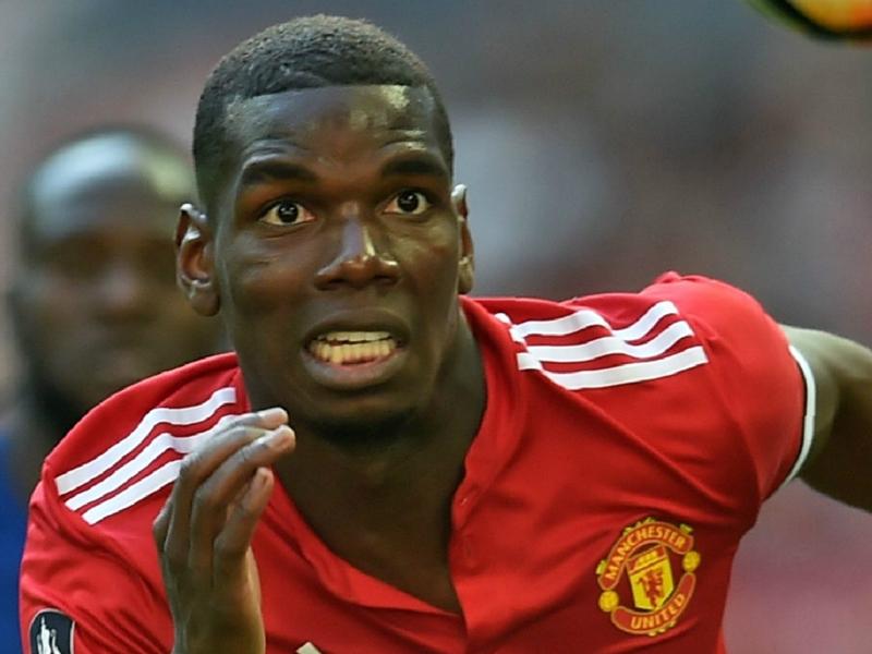 Pogba open to PSG move but pledges immediate future to Man Utd