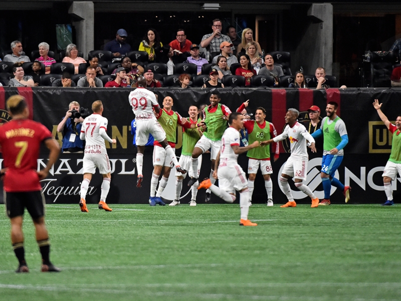 MLS Review: Red Bulls upstage Atlanta United thanks to Wright-Phillips brace