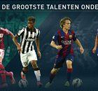 De 50 grootste talenten onder-18