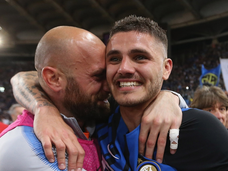 Icardi: Inter-bound De Vrij giving away a penalty was destiny