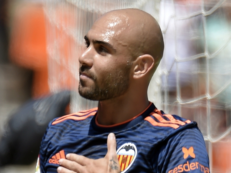 Zaza happy at Valencia following AC Milan speculation