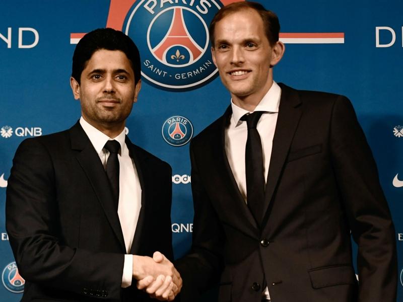 """Al-Khelaïfi confiant avant Liverpool-PSG : """"On a le meilleur entraîneur au monde"""""""