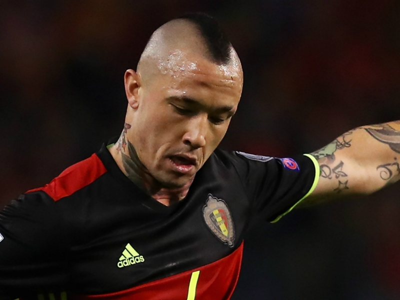 Nainggolan left out of star-studded Belgium World Cup squad