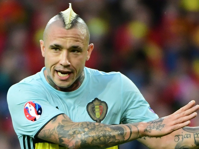 Nainggolan retires from Belgium duty after World Cup snub