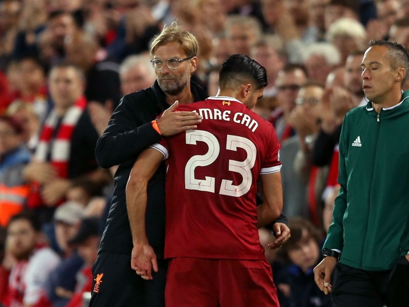'It's not important' - Klopp defiant over Can to Juventus claims