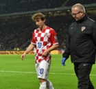 Modric: Three month injury a real shock