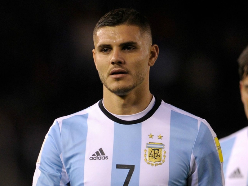 Icardi cut from Argentina's 23-man World Cup squad