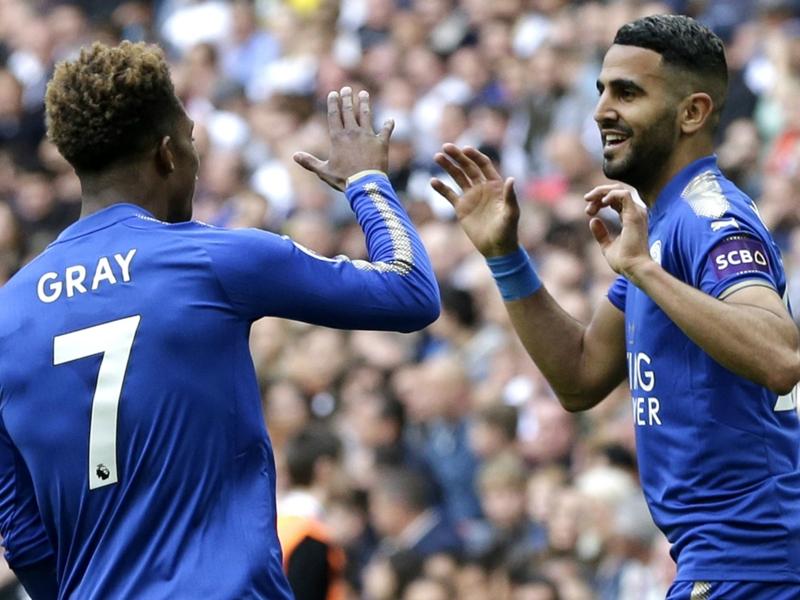 Mercato : Manchester City toujours intéressé par Riyad Mahrez ?