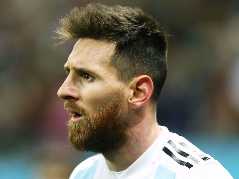 Messi physically and mentally ready for the World Cup, Sampaoli proclaims