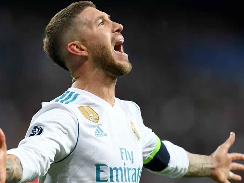 Ramos: We're a vintage Real Madrid team