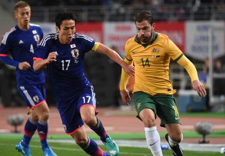 Jepang 2-1 Australia