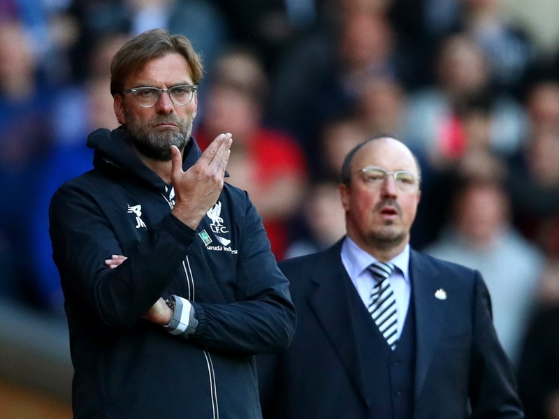 'Idol' Klopp will become even more with Champions League win - Benitez