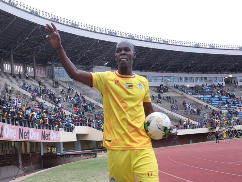 Zimbabwean captain Knowledge Musona: I was not given a chance at Anderlecht