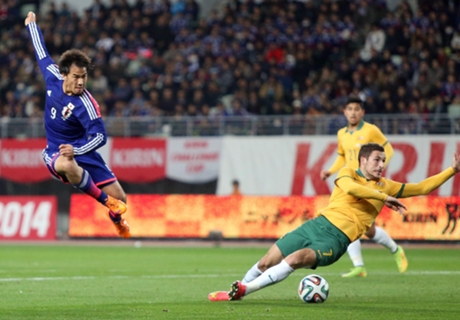 Report: Japan 2 Australia 1