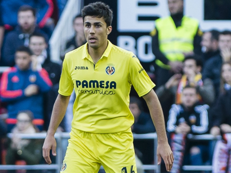 Rodri completes Atletico Madrid move from Villarreal