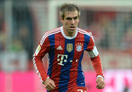 Lahm: Robben not selfish any more