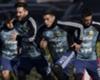 Messi Pavon Argentina entrenamiento 23052018