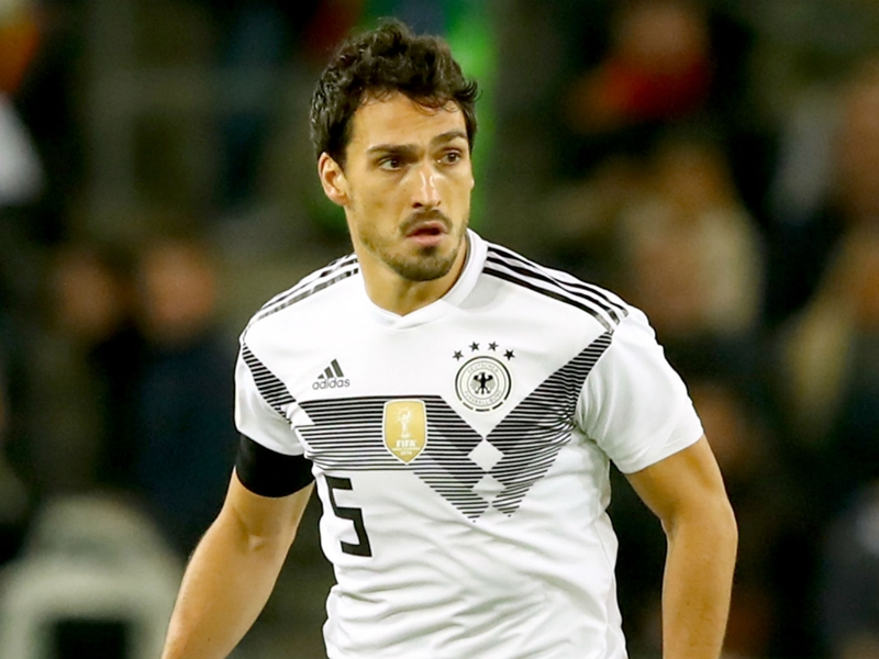 'It is incomprehensible' - Hummels baffled by Germany retirement