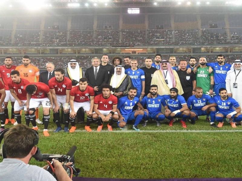 فيديو - شاهد أهداف مباراة مصر ضد الكويت