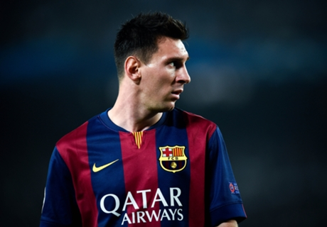 I'd sign Messi - Ancelotti