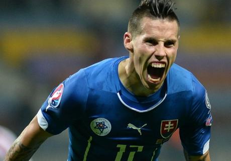 Laporan Pertandingan: Slovakia 2-1 Finlandia