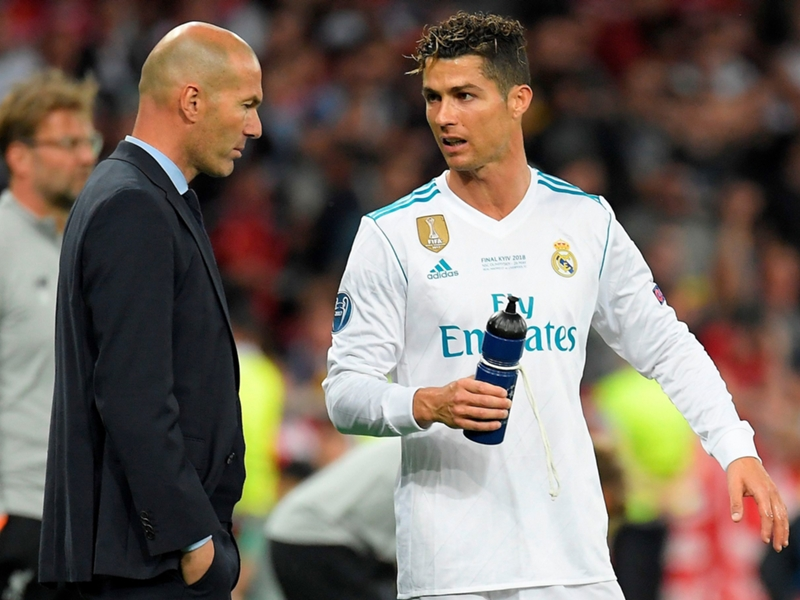 Serie A - Zinédine Zidane futur directeur sportif de la Juventus ?