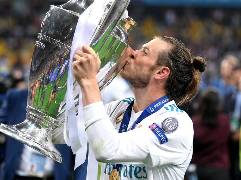 "Gareth Bale ne peut pas avoir un ""temps de jeu garanti"" au Real Madrid selon Ramon Calderon"