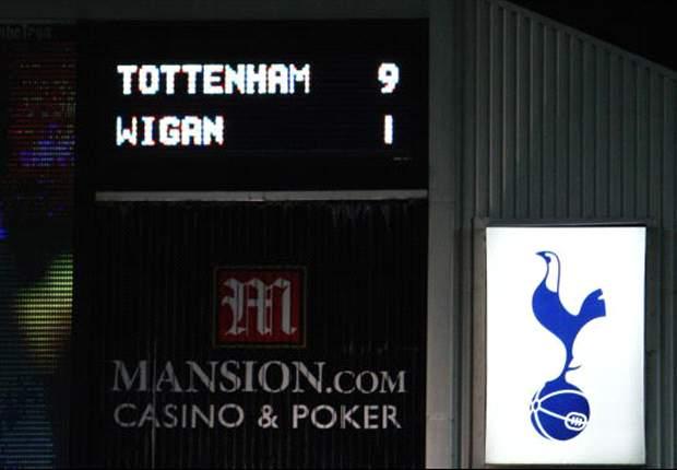 Premier League Preview: Tottenham Hotspur – Wigan Athletic