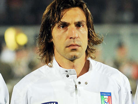Andrea Pirlo - Italy (Getty Images)