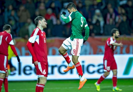 Player Ratings: Belarus 3-2 Mexico