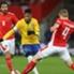 Neymar teve atuação apagada diante do organizado adversário