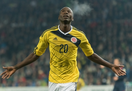 Match Report: Slovenia 0-1 Colombia
